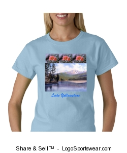 Lake Yellowstone Design Zoom