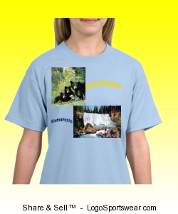 We Love Yellowstone Design Zoom