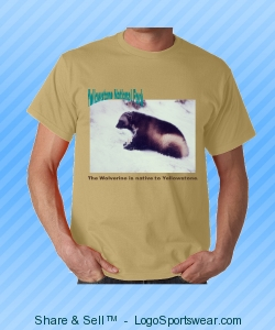 Yellowstone Wolverine Design Zoom